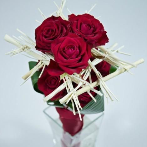 Růže patro - vázaná