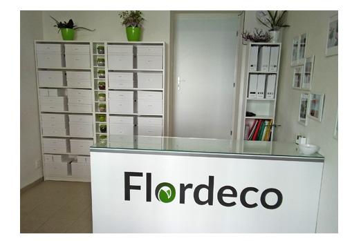 Obchod Flordeco - U santošky 4, Praha 5